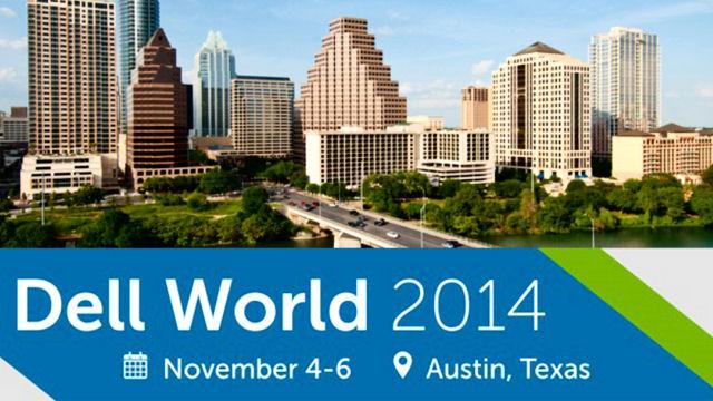 Dell World 2014: estamos a caminho