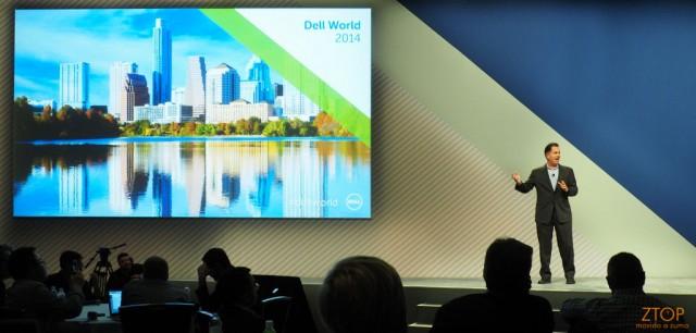 Dell_World14_Mike_coletiva_palco