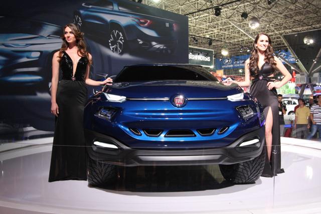 Fiat: 500, picapes e seus conceitos