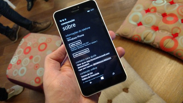 lumia 640 xl - 3