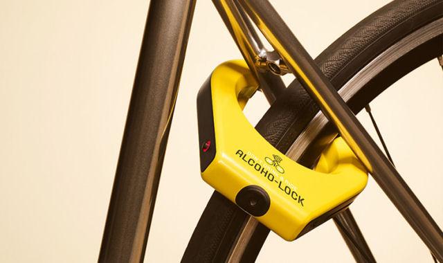Alcoho_lock_na_bike