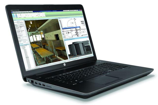 HP ZBook HP_Zbook_17_lado