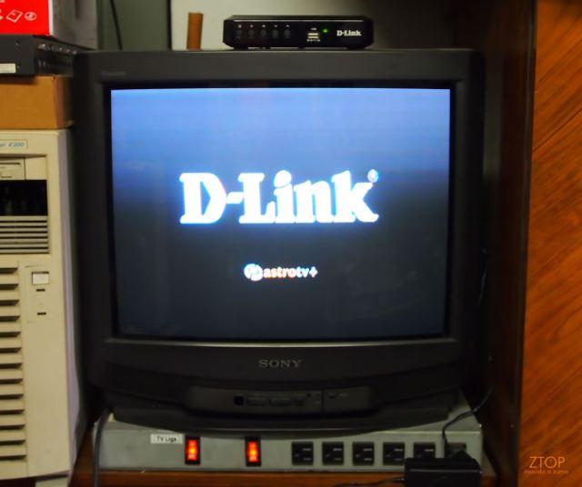 Dlink_DTB332_ligando