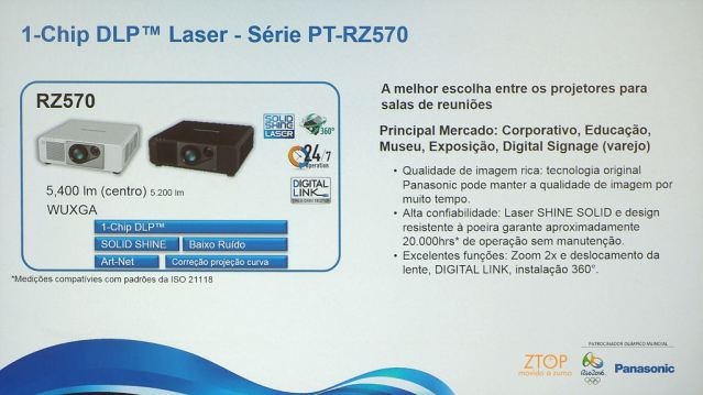 Panasonic_serie_PT-RZ570
