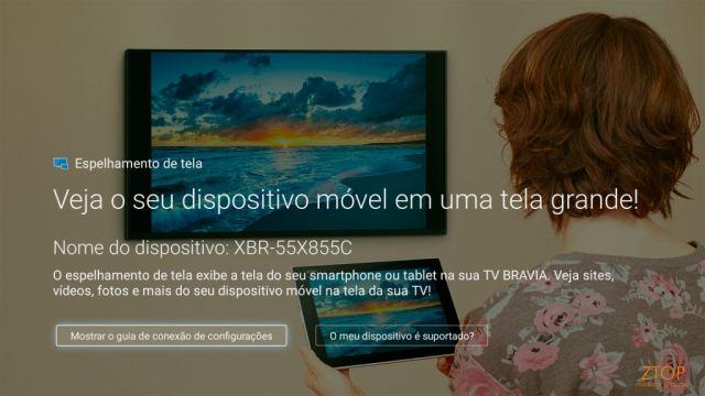 Sony_TV_Android_espelhamento1