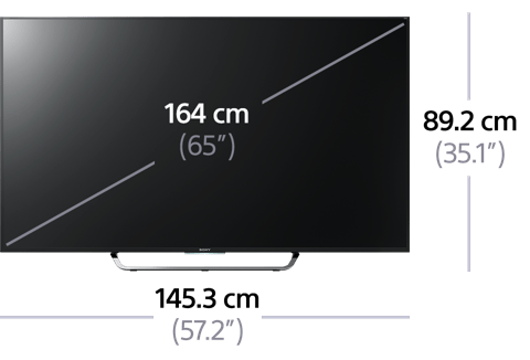 Favoritos Review: Android TV 4K Sony Bravia XBR-55X855C (Parte 1: Hardware  ZT33