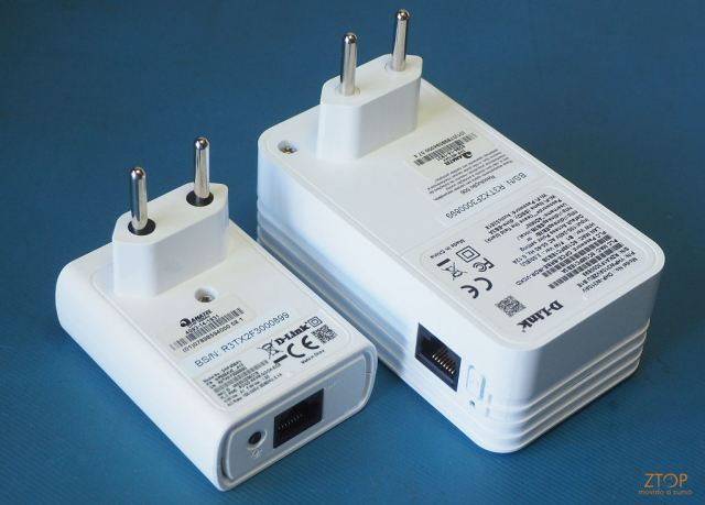 Dlink_Powerline_AV500_plugs