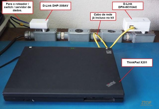 Dlink_Powerline_AV500_teste_setup_leg