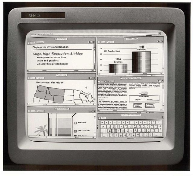 Xerox_Star_8010_workstations