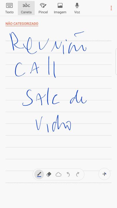 Samsung Galaxy Note 7 screen - 16