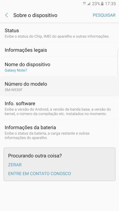 Samsung Galaxy Note 7 screen - 6