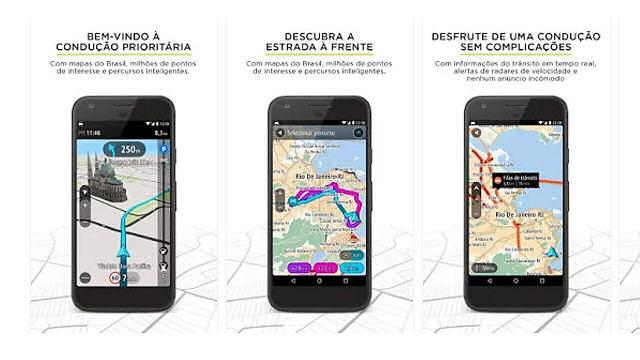 Tomtom Go Brasil: Um app de GPS (realmente) gratuito | ZTOP+ZUMO