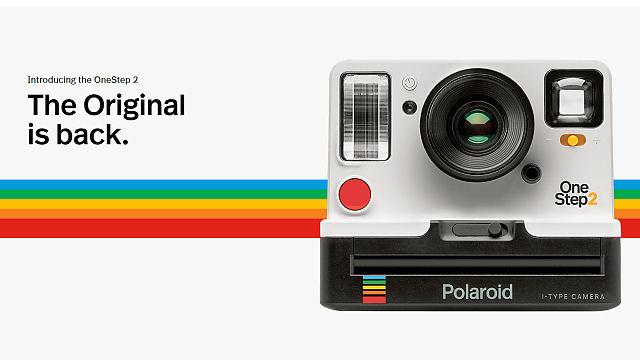 105732a1425f0 Com a OneStep 2, a Polaroid volta ao mercado de câmeras instantâneas (uia!)