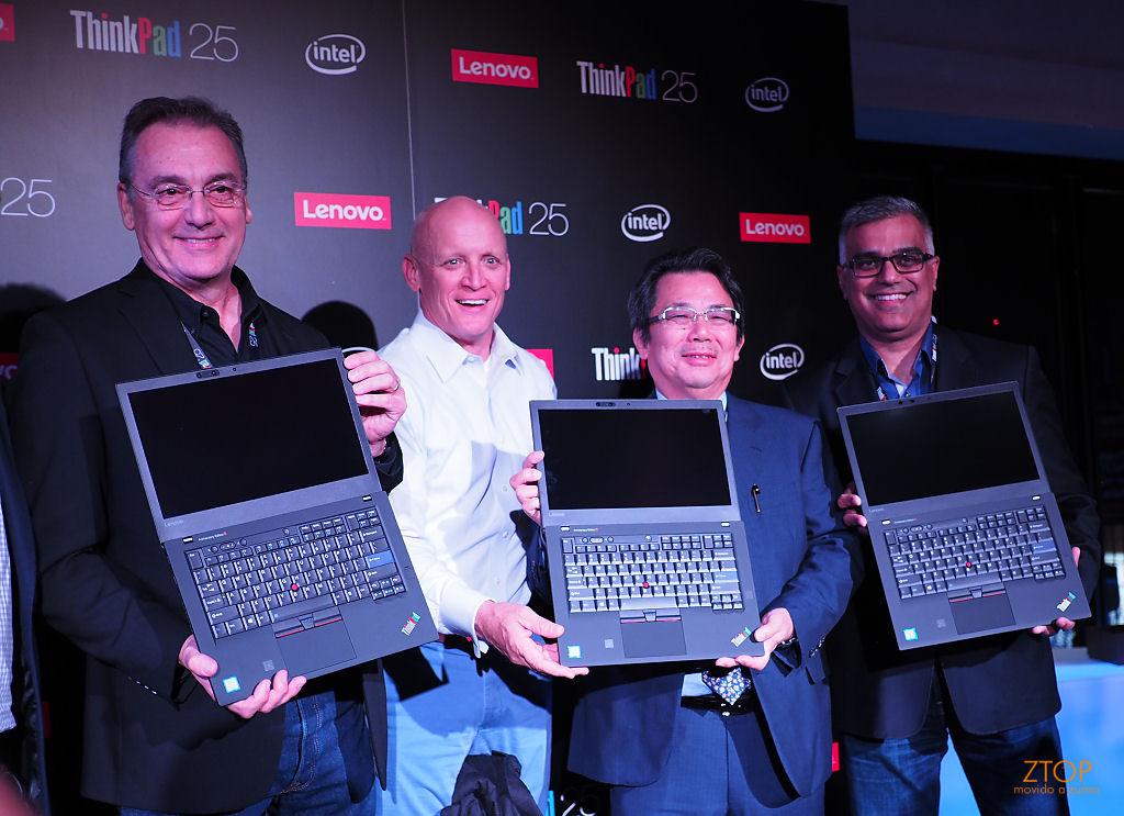 Lenovo anuncia ThinkPad Retrô   ZTOP+ZUMO