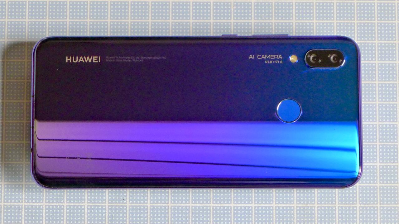 Hands-on: smartphone Huawei Nova 3 | ZTOP+ZUMO