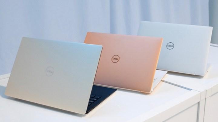 Dell XPS 13 2019 - cores