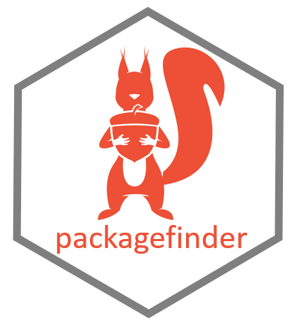 New package packagefinder – Search for packages from the R