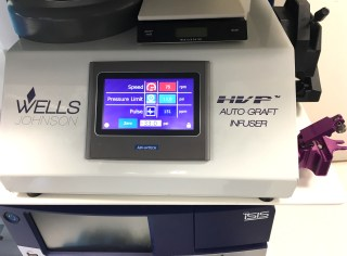 Dr. Zuckerman uses the Wells-Johnson High Volume Precision Auto-Graft System for buttock augmentation, a closed system which has liposuction cannula and fat injection system in one. This system maximizes the amount of fat available for grafting to the buttocks, is more sanitary, and cuts operative time almost in half.