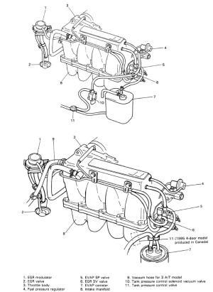 Suzuki Vacuum Diagrams : Zuki Offroad