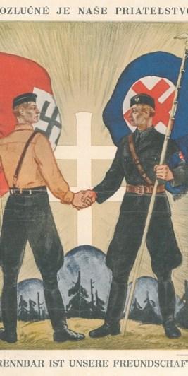Die Slowakei im Zweiten Weltkrieg