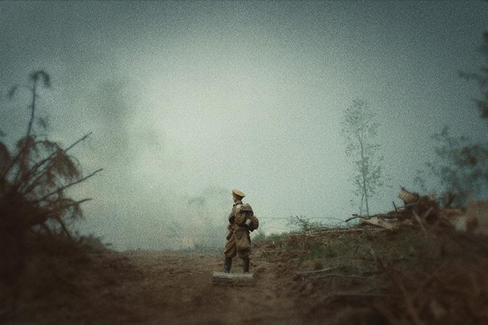 Malchik russkiy | A Russian Youth  - von Alexander Zolotukhin. © Lenfilm Studios