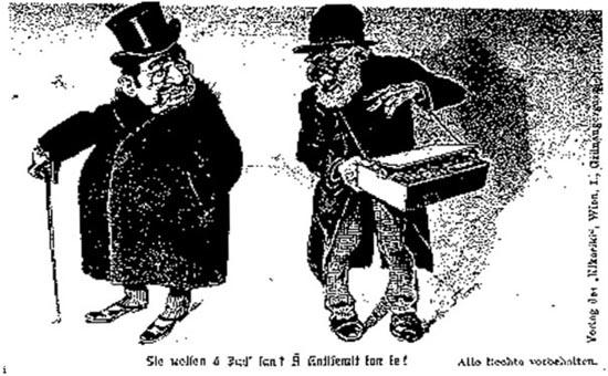 Antisemitische Stereotypen
