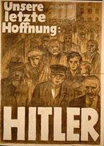 NSDAP-Wahlplakat von 1932, Entwurf Mjölnir