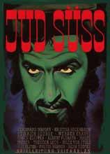 Filmplakat des antisemitischen Propagandafilmes