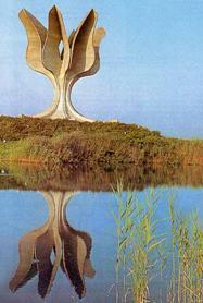 Das Jasenovac-Memorial