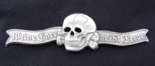 Emblemen der SS Totenkopfverbände