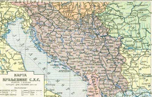Jugoslawien Karte Früher.Jugoslawien Und Makedonien Als Sieger Im Zweiten Weltkrieg Zbe