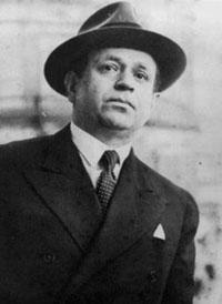 """Kurt Tucholsky 1931. Die Fotographie erschien am 3.1.1932 in der Zeitschrift """"Politiken"""" in Kopenhagen."""
