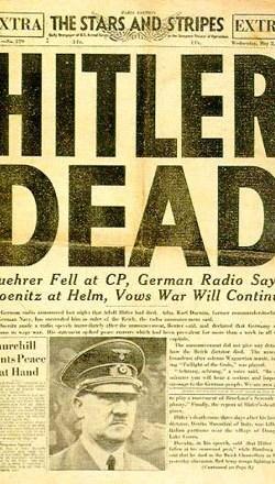 Adolf Hitler 18891945 Biographie Historische Person Zbe