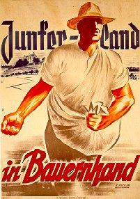 Plakat zur Landreform