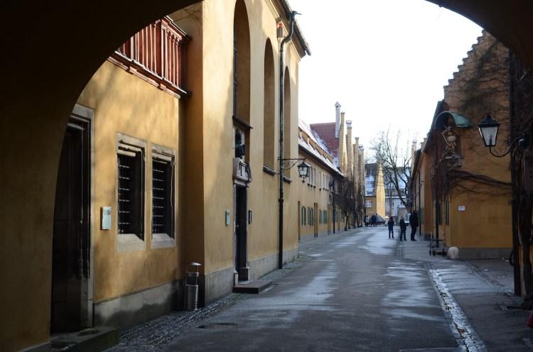 Fuggerstadt, Augsburg