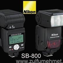 Nikon SB-800 Flash Türkçe Kullanma Kılavuzu