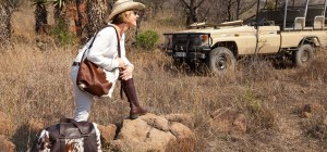 cowhide bags, slouch bags, leather bags, artisan-made, Safari South Africa.