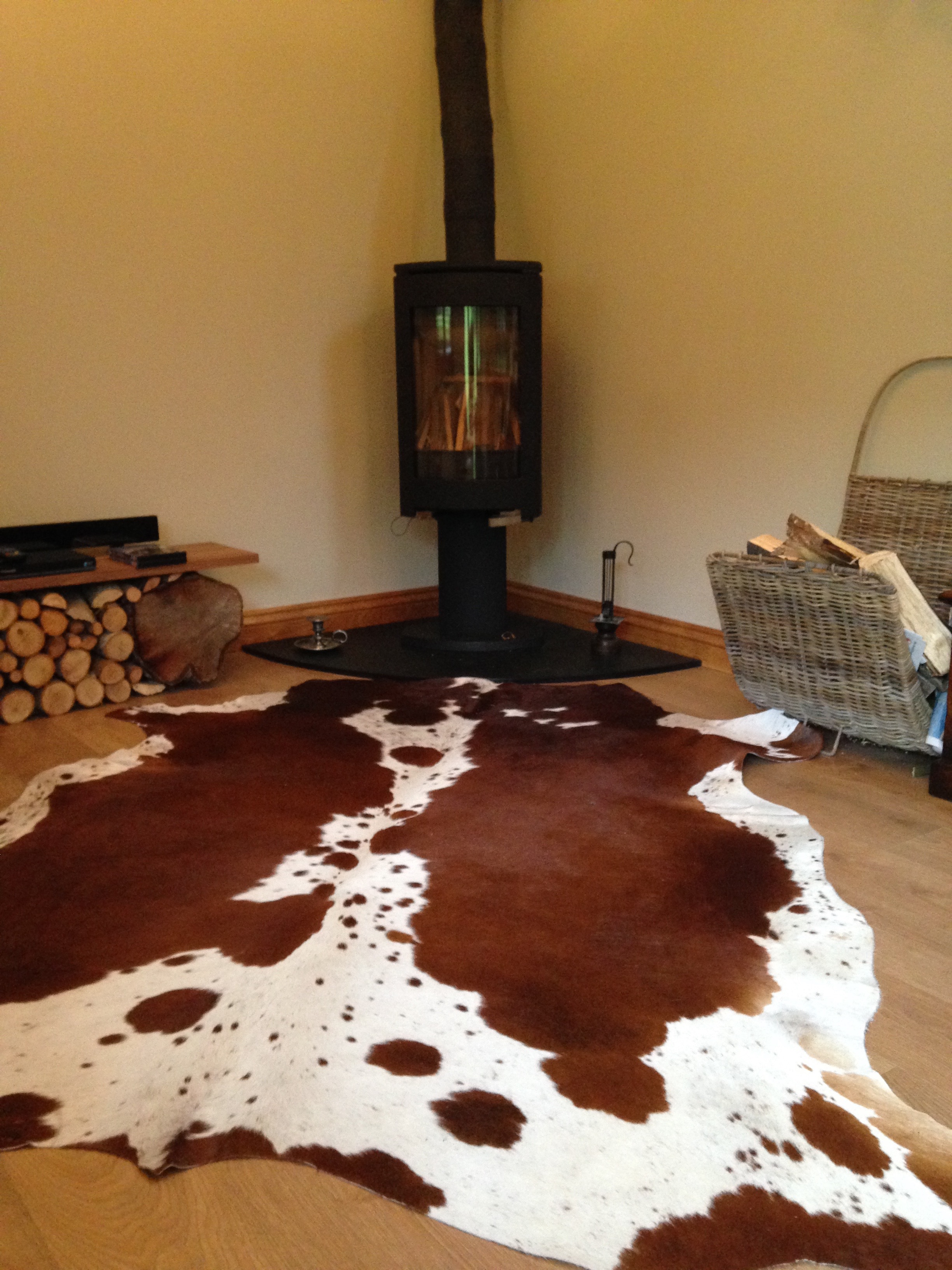 I absolutely love my Zulucow rug!