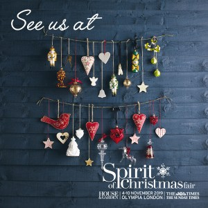 spirit of christmas fair, london fair, christmas gift ideas