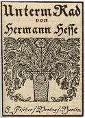 Hermann Hesse Unter Rad