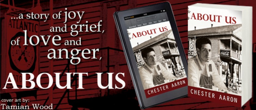 About Us by Chester Aaron - Cover Art by Tamian Wood