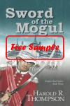 Sword of the Mogul by Harold R. Thompson