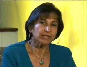 María del Carmen Perez mother of beto perez