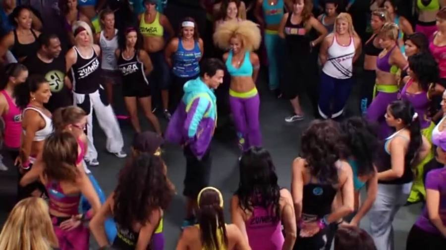 Heidy Torres Sossa  Zumba fitness