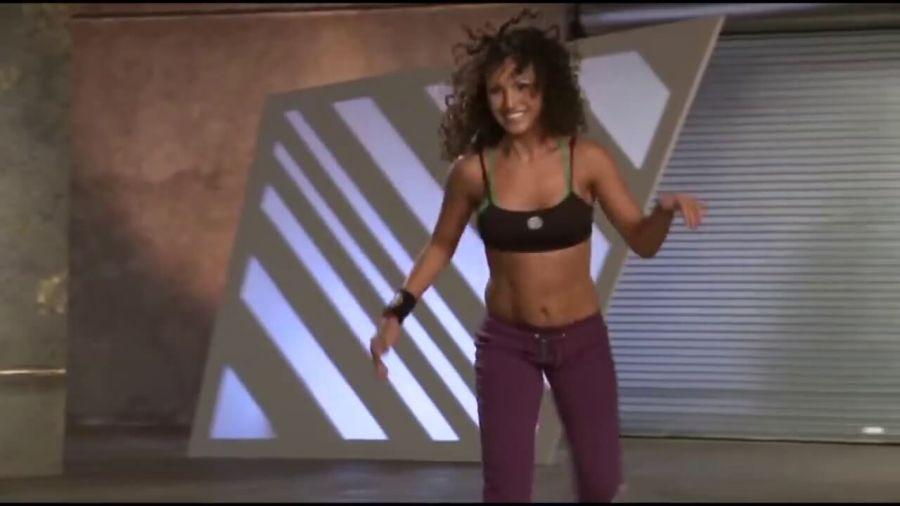 gina grant zumba fitness