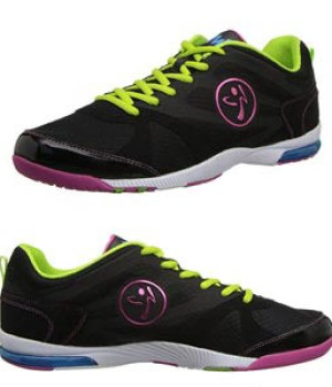 Zumba Women's Impact Max Dance Shoe review