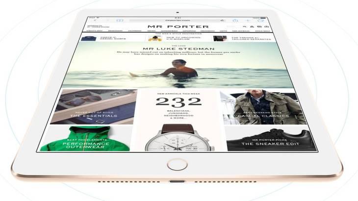iPad Air3は3月にようやく発表!