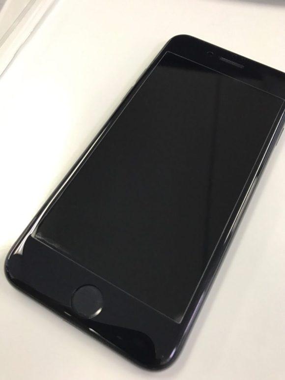 iPhone7ガラス保護フィルム