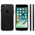 iphone7クリアケース(ブラック)