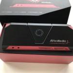 ゲーム録画キャプチャーボード:「AVT-C878」Live Gamer Portable 2